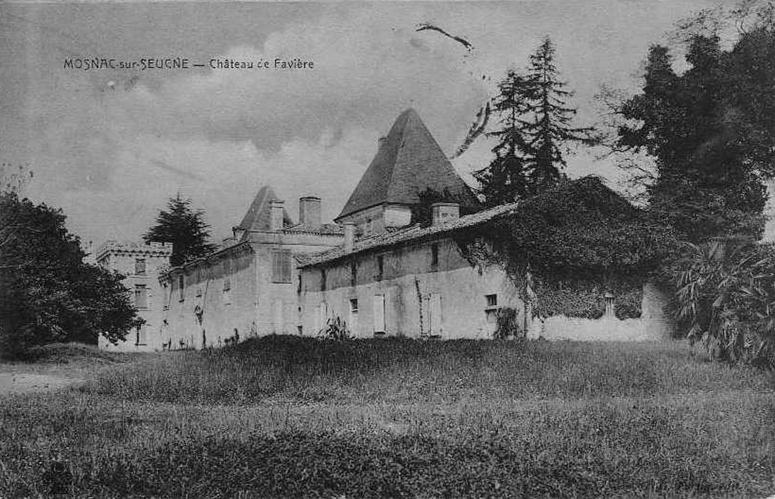 mosnac favieres 1900